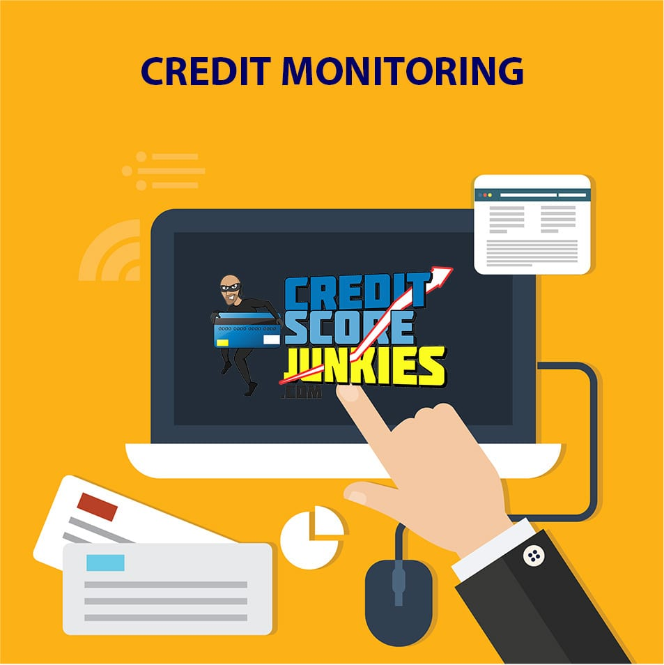 Credit Monitoring Credit Junkies